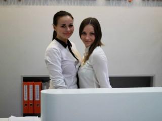 Администраторы Мария и Марина