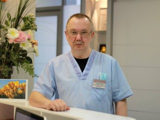 Некорыснов Александр Иванович – главный врач, стоматолог-ортопед